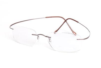 Specsavers Mens Rimless Glasses Gallo