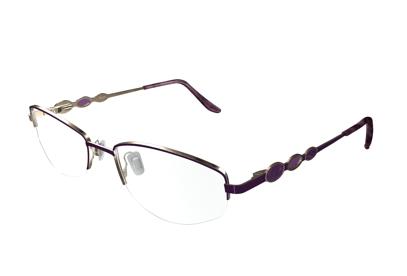 d20e0b8836 Specsavers Ladies Rimless Glasses